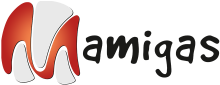 Логотип Mamigas