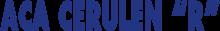 Логотип Aca Cerulen R