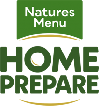 Логотип Natures Menu Home Prepare