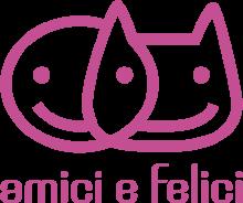 Логотип Amici E Felici