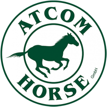 Логотип Atcom Horse
