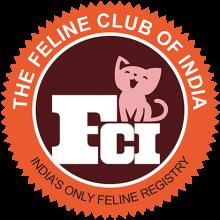 Логотип Feline Club Of India