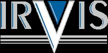 Логотип Irvis