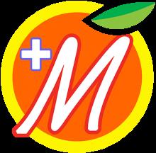 Логотип Мандарин Плюс