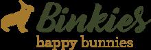 Логотип Binkies
