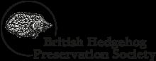 Логотип British Hedgehog Preservation Society