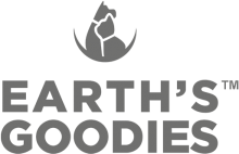 Логотип Earth's Goodies