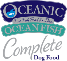 Логотип Oceanic Ocean Fish Complete