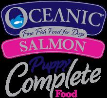 Логотип Oceanic Salmon Puppy Complete