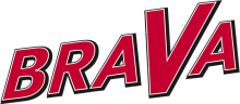 Логотип Brava