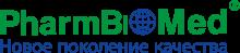 Логотип Фармбиомед