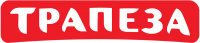 Логотип Трапеза