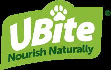 Логотип UBite Nourish Naturally