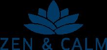 Логотип Zen & Calm