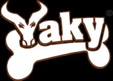 Логотип Yaky