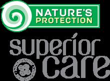 Логотип Nature's Protection Superior Care