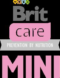 Логотип Brit Care Prevention By Nutrition Mini