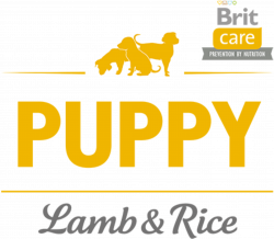 Логотип Brit Care Prevention By Nutrition Puppy Lamb & Rice