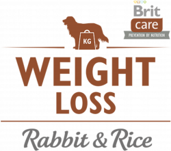 Логотип Brit Care Prevention By Nutrition Weight Loss Rabbit & Rice