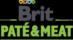 Логотип Brit Pate & Meat