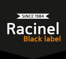 Логотип Racinel Black Label