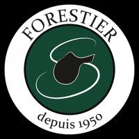 Логотип Forestier