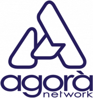 Логотип Agora Network