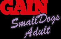 Логотип Gain Small Dogs Adult