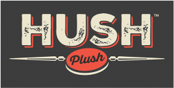 Логотип Hush Plush