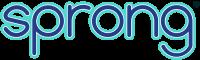 Логотип Sprong