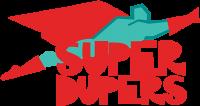 Логотип Super Dupers