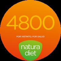 Логотип Natura Diet 4800