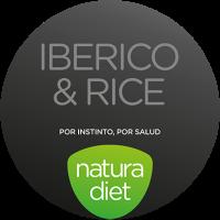 Логотип Natura Diet Iberico & Rice