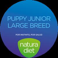 Логотип Natura Diet Puppy Junior Large Breed