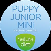 Логотип Natura Diet Puppy Junior Mini
