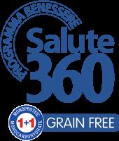 Логотип Salute 360 Grain Free