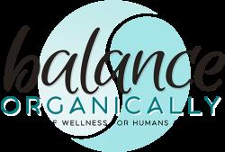 Логотип Balance Organically