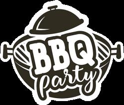 Логотип BBQ Party
