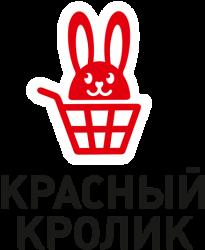 Логотип Красный кролик