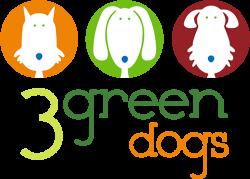 Логотип 3 Green Dogs