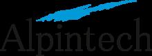 Логотип Alpintech
