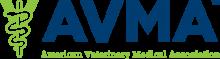 Логотип American Veterinary Medical Association