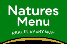 Логотип Natures Menu